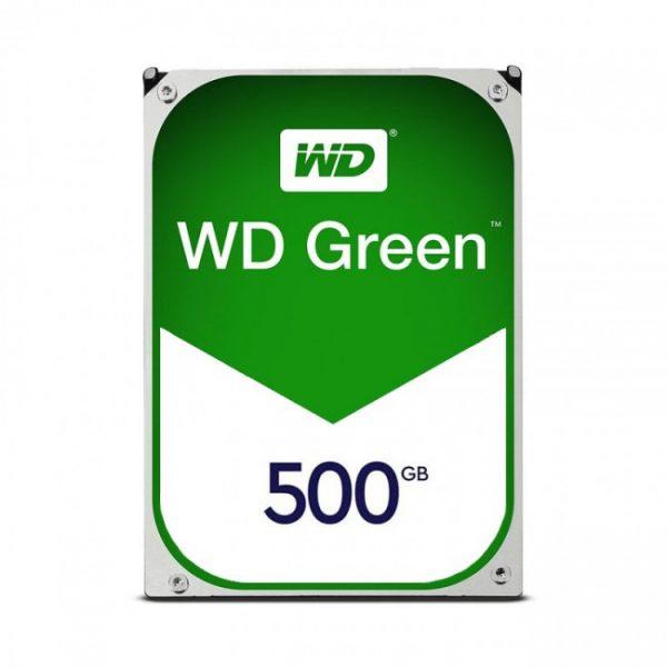 هارد دیسک وسترن 500 گیگابایت GREEN