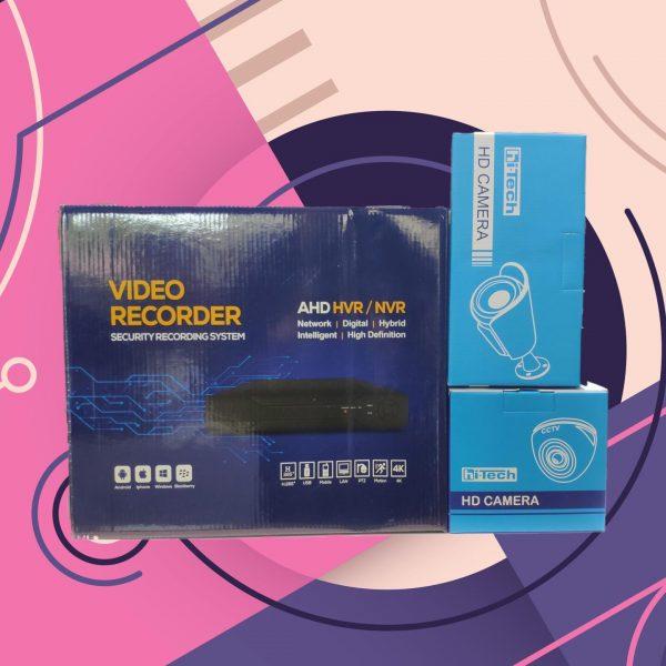 پکیج پریمیوم 2 عددی دوربین دو مگاپیکسل