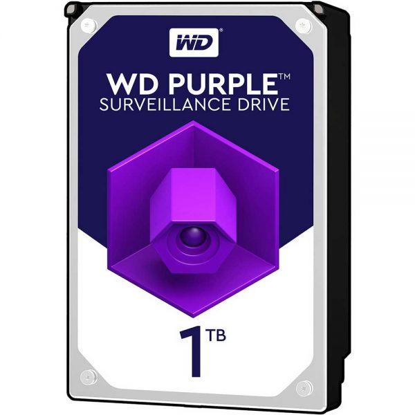 هارد دیسک وسترن دیجیتال بنفش 1TB