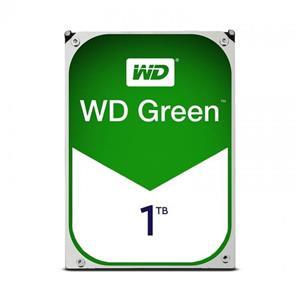هارد دیسک وسترن یک ترابایت 1TB GREEN